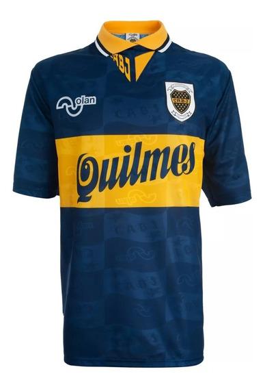 Camiseta Retro Boca Juniors Olan Diego Titular