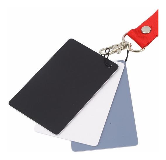 Cartão Cinza 3 Em 1 Com Clip E Alça Balanço De Branco Novo!