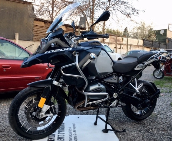 Bmw R1200 Gs Adventure 2016 Solo 17800 Kms Como Nueva