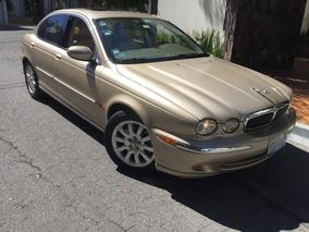 Jaguar Xtype 2002