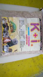 Sustrato Exotic Cama De Maiz Drycorn 3 Kg Roedores Reptil