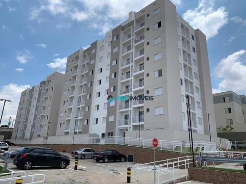 Imagem 1 de 30 de Apartamento Com 2 Dormitórios À Venda, 52 M² Por R$ 251.000 - Jardim Do Lago - Campinas/sp - Ap2848