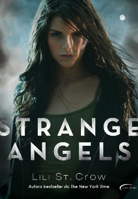 Livro Strange Angels + Brinde