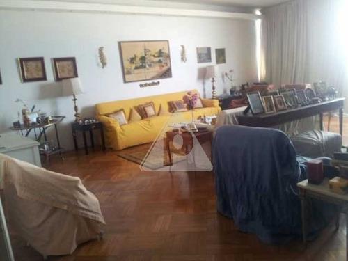 Apartamento À Venda, 4 Quartos, 1 Vaga, Copacabana - Rio De Janeiro/rj - 14336