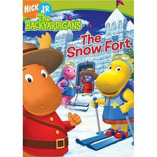 Backyardigans: La Nieve Fort Dvd