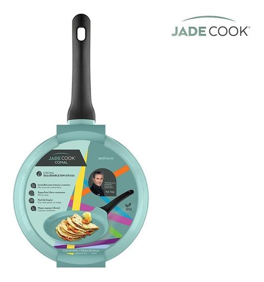 Jade Cook Comal 24 Cm - Cocina Sin Grasa - Cv Directo