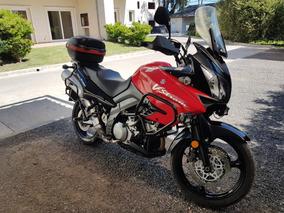 Suzuki Vstrom Dl1000 2012