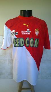 Camisa Futebol Monaco Da França