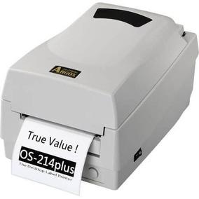Impressora Térmica De Etiquetas Argox Os214 Plus