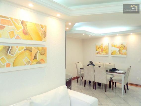 Apartamento Com 3 Dormitórios À Venda E Locação, 95 M² Por R$ 630.000 - Jardim Avelino - São Paulo/sp - Ap0320