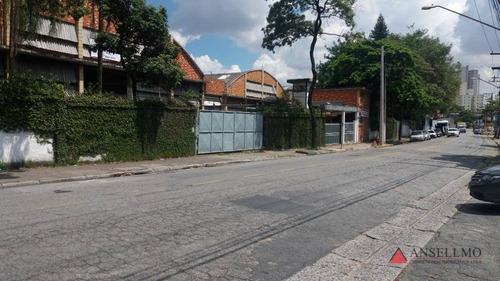 Imagem 1 de 2 de Galpão, 4777 M² - Venda Por R$ 12.800.000,00 Ou Aluguel Por R$ 57.300,00/mês - Independência - São Bernardo Do Campo/sp - Ga0310