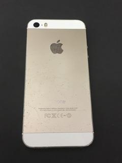 Carcaça Aro Chassi Tampa Traseira iPhone 5s Sem Flex