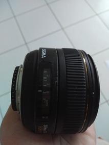 Lente Sigma 30mm 1.4 Ex Para Nikon