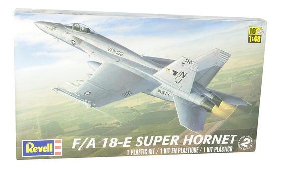 Revell /monogram Avion F/a-18 E Super Hornet 1/48 Supertoys