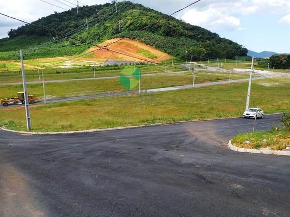 Terreno A Venda No Bairro São João Abaixo Em Garuva - Sc. - 344-1