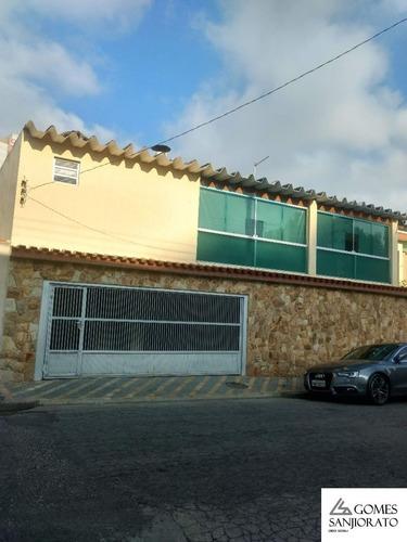 Casa Para A Venda Na Vila Floresta Em Santo André - Sp . - Ca00164 - 68798219