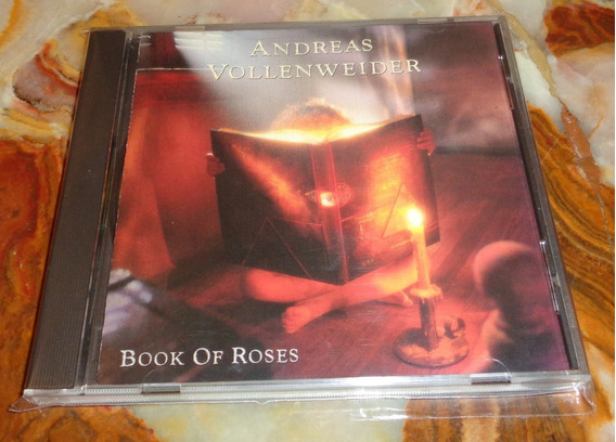 Andreas Vollenweider - Book Of Roses - Cd Usa