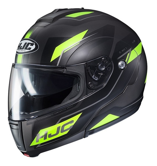 Casco Abatible Hjc Cl-max C90 3 Flow Dot