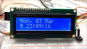 Display Lcd 16x2 Azul I2c