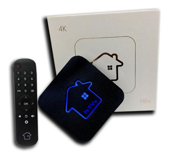 Aparelho Tv Box H6 Plus (o Verdadeir0 16gb) Enviolmediato