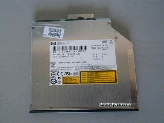 Cd-rw/dvd Drive Modelo Gcc-4247n Sps 418866-001