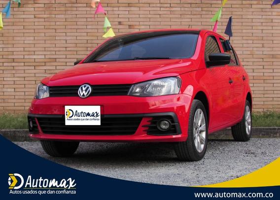 Volkswagen Gol Comfortline, Mt 1.6