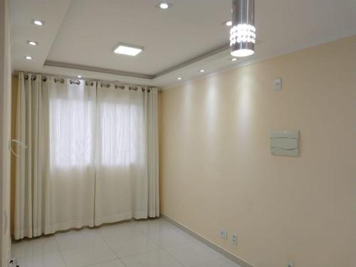 Apartamento Com 2 Dormitórios À Venda, 44 M² - Centro - Diadema/sp - Ap63589
