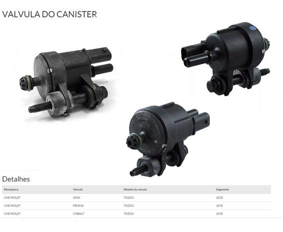Válvula Canister Onix Cobalt Prisma 1. 01.4 Original