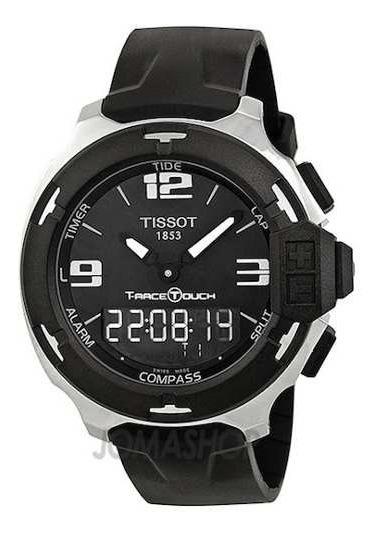 Relogio Tissot T Race Touch T081.420.17.057.01 Preto