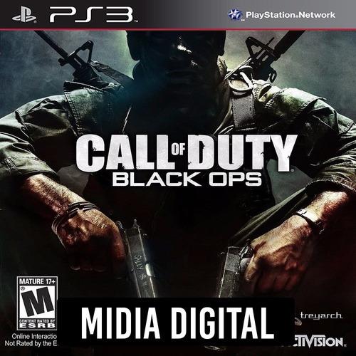 Ps3 Psn* - Call Of Duty Black Ops Cod Bo + First Strike