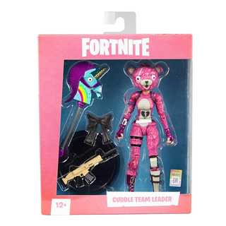 Cuddle Team Leader Fortnite - Mc Farlane Toys