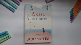 Livro A Casa Das Marés