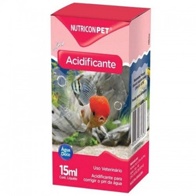 Acidificante 15ml Nutricon Pet