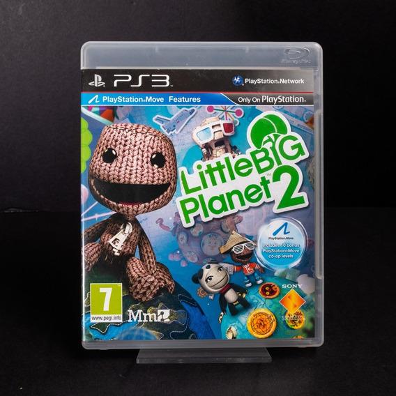 Little Big Planet 2 - Ps3