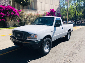 Ford Ranger Pickup 2007 Estandar Caja Larga Excelente Estado