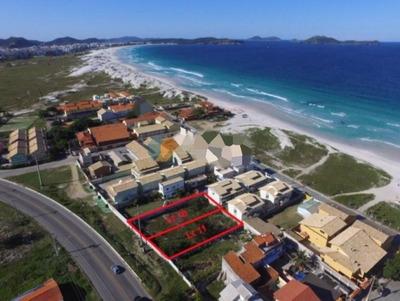 Terreno Em Foguete, Cabo Frio/rj De 465m² À Venda Por R$ 409.000,00 - Te131049