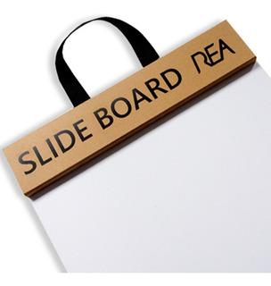 Slide Board X-pro C/ Extensor Elástico Médio - Rea Fitness