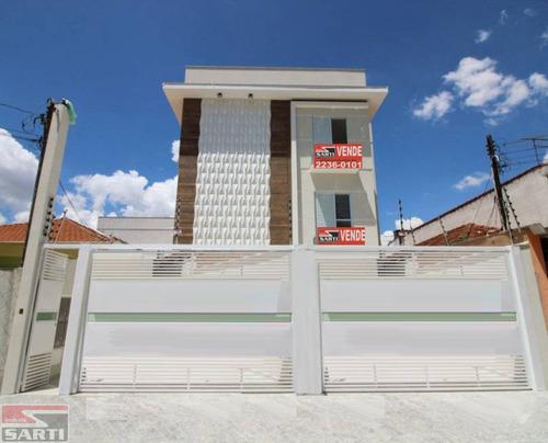 Apartamento Novo , Pertinho Metrô , 60 M² , 2 Dormitórios ( Sendo 1 Suite  )  - St18964