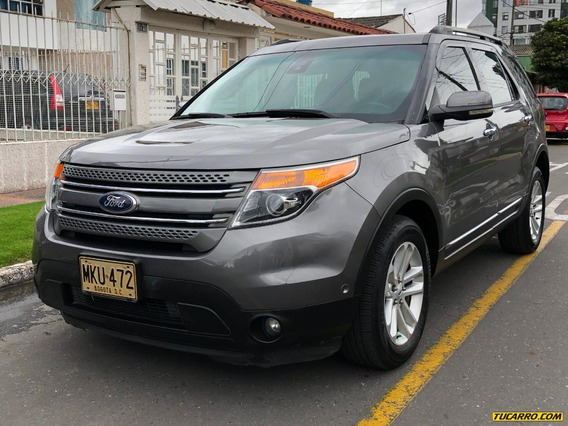 Ford Explorer Limited 3500cc At Aa Ab Abs Tc