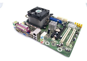 Kit Amd Ddr3 Placa Mãe Am3 + Phenom Ii X2 555 + Cooler