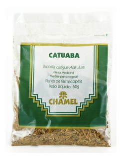Catuaba Casca 50g - Chamel