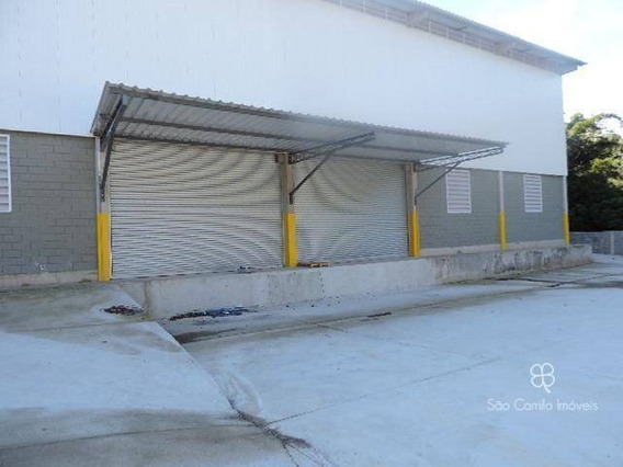 Galpão Para Alugar, 2200 M² Por R$ 32.000/mês - Jardim Da Glória - Cotia/sp - Ga0090