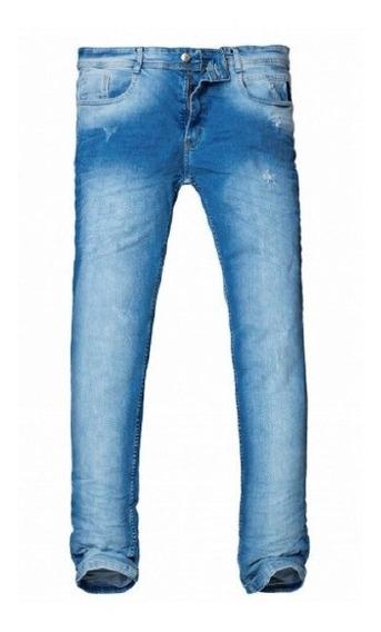 Pantalon Jean Anbass Clear Blue | Raiders (8019079)