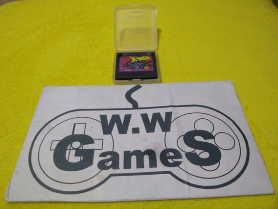 Game Gear - Sega - X-men - 100% Original.