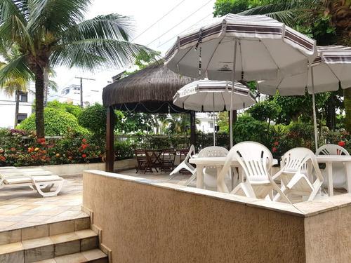 Apartamento 2 Dormitórios Enseada Com Vista Parcial Para O Mar Por R$ 350mil - Ap04857 - 34778452