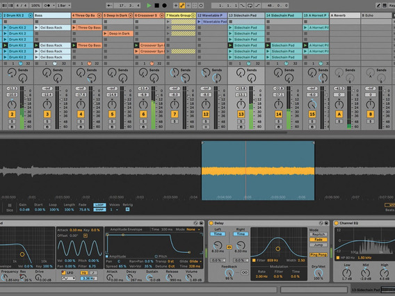 Ableton Live 10.1.13 + Instalação Remota + Brinde Win & Mac