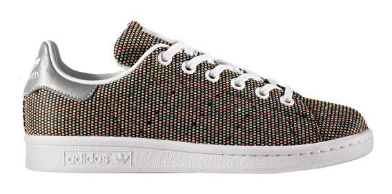 Zapatillas adidas Stan Smith Jazzy Knit J - Mujer