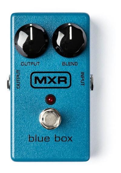 Pedal Blue Box Octave Fuzz M103 Dunlop Mxr C/nf