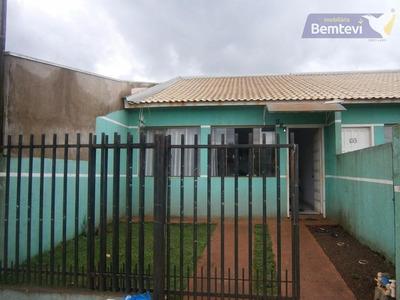 Casa Residencial À Venda, Loteamento Jardim Colombelli, Foz Do Iguaçu. - Ca0822
