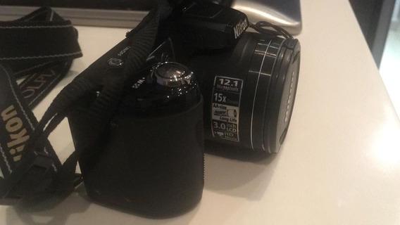 Cámara Fotográfica Nikon L110